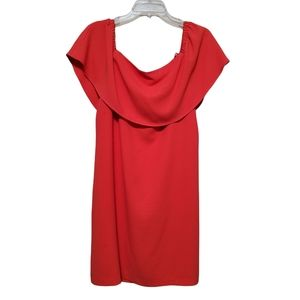 Charles Henry Coral Dress M